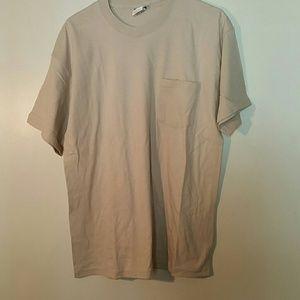3X20.  Hanes beefy men's t-shirt brand new